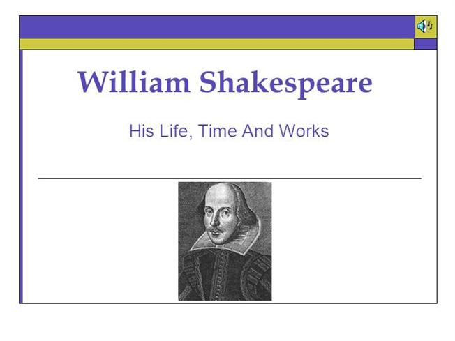 william shakespeares life and works essay Free essay: shylock in william shakespeare's the merchant of venice works cited missing at the time the play was set jews were considered 'second class'.