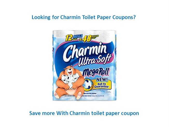 Charmin toilet paper coupons printable