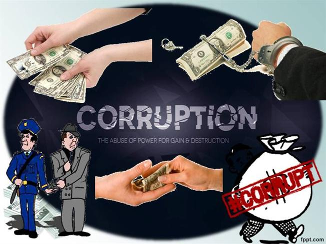 the depiction of corruption in the The theme is that the sins of corruption so violated american standards of political rectitude that they far overshadow tweed's positive contributions to.