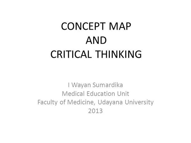 critical thinking in nursing and learning styles The relationships among critical thinking and disposition toward critical thinking among nursing toward critical thinking, learning styles.