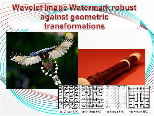 digital image watermarking thesis