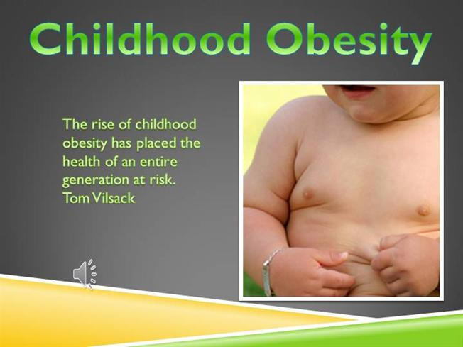 child obesity in america essay