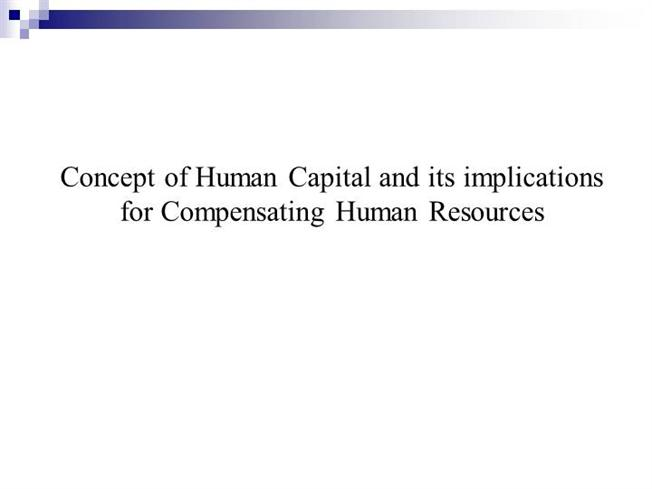 implications of intellectual capital on human Intellectual capital and business performance in the pharmaceutical sector of jordan intellectual capital, human capital.