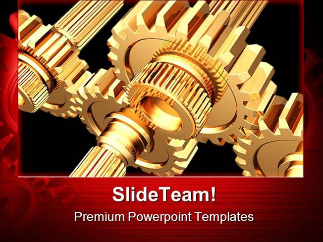 Industrial Powerpoint Templates