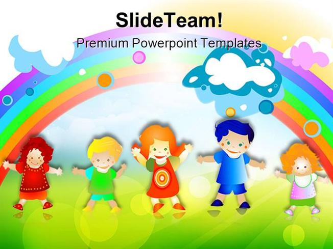 powerpoint templates kids fw3 info