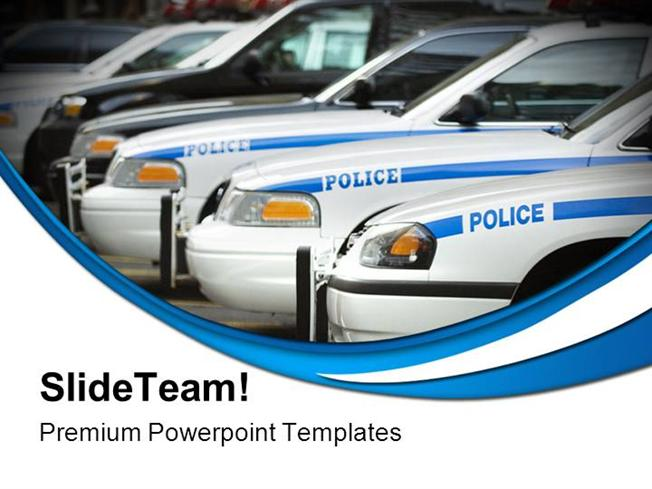 Free Police Powerpoint Templates