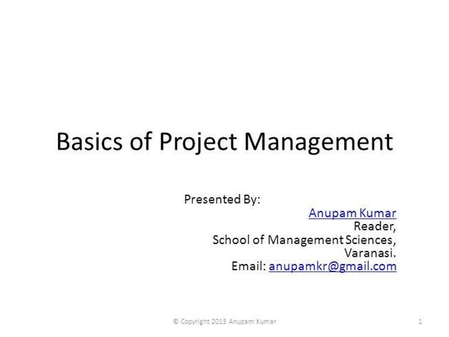 basics of project management Pm vs ppm what is the difference between project management and project  portfolio management this is a common question if you are.