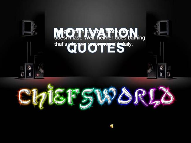 motivational and inspirational quotes authorstream