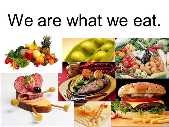 we are what we eat Home » blog » why should we eat healthy food why should we eat healthy food like laughter, eating healthy is good medicine.