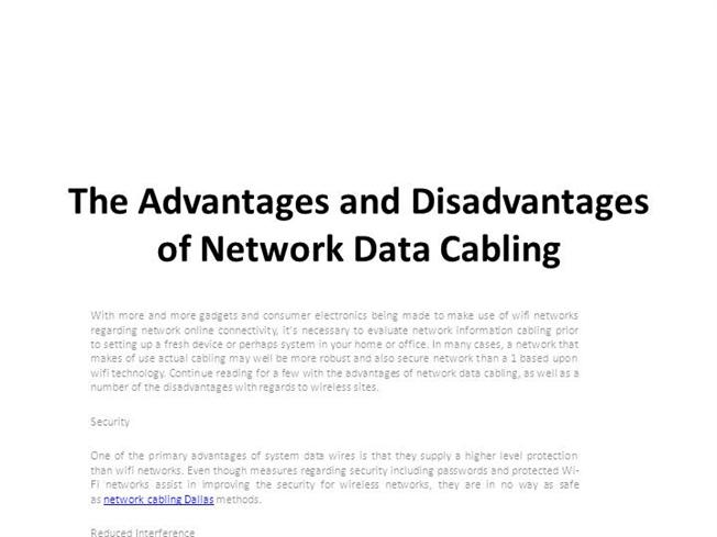 network cabling houston7