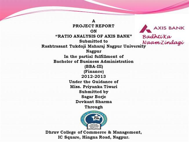 MBA Projects Download