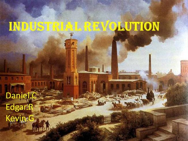 the industrial revolution impact on western society essay