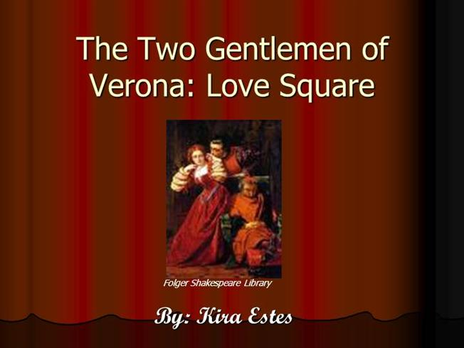 two gentle men of verona and Main characters of the story- two gentlemen of verona the narrator: the narrator in the story is a quite sensitive, sympathetic and helpful person despite his driver's warning, he buys.
