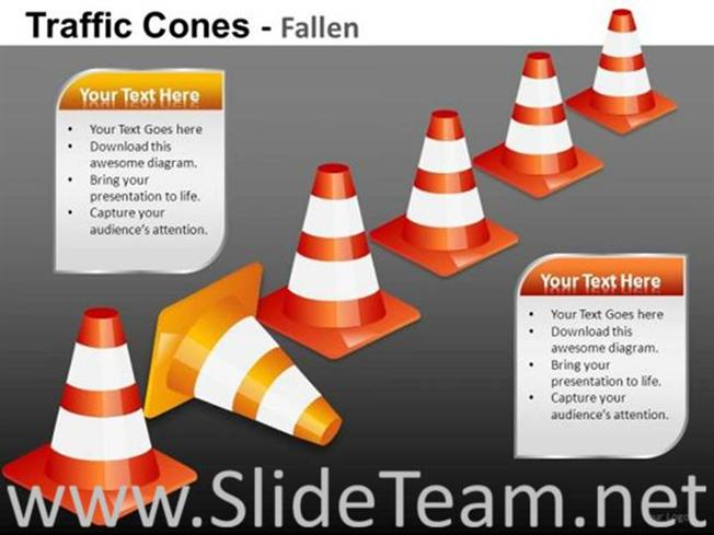 Watch Out For Traffic Cones