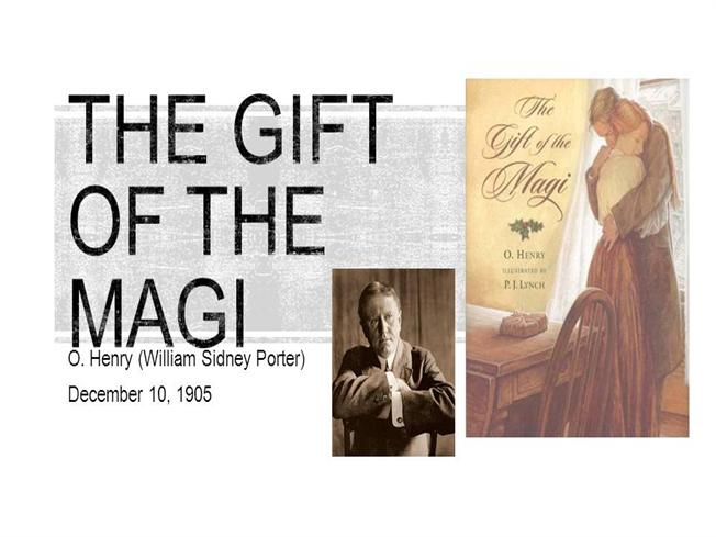 the use of elements in the short story the gift of the magi by o henry The gift of the magi by o' henry  pixton activity: the gift of the magi 1 conflict and plot  literary elements reading reinforcement short stories.