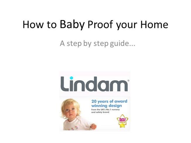 How to babyproof