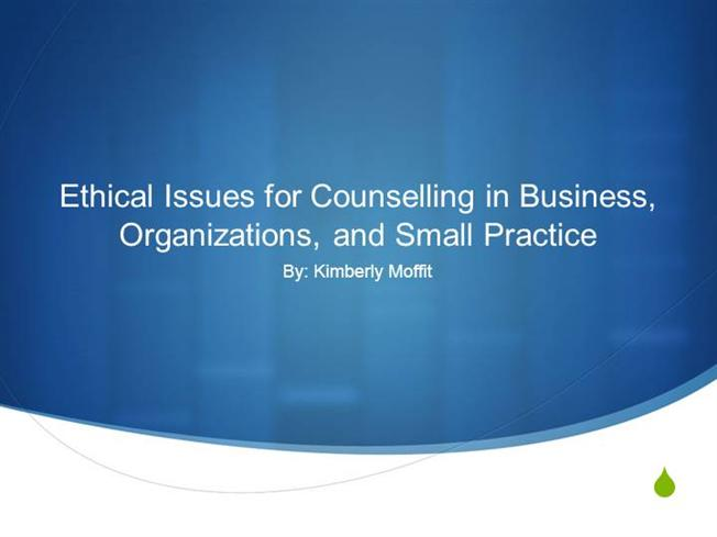 major ethical issues for marriage counselors essay Christian counseling ethics a handbook for psychologists, therapists and pastors second edition  17 ethical issues in university counseling centers   415  (2010), the american association of marriage and family therapists (2012), the american counseling association (2005),.