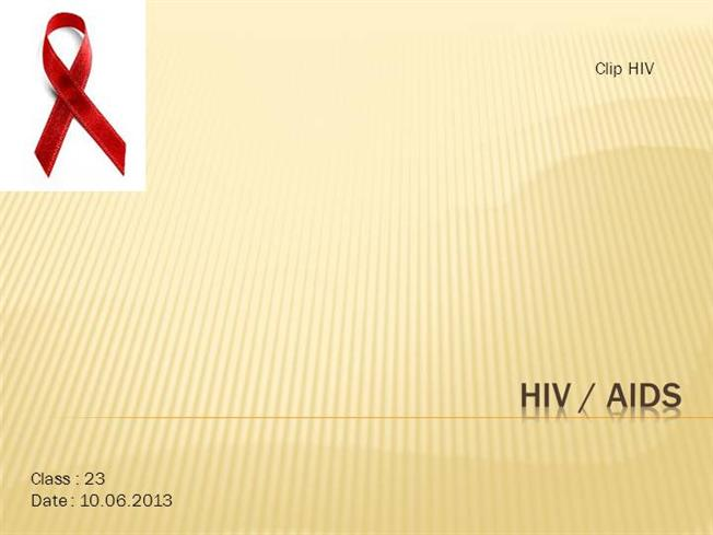 aids a chronic life threatening condition Hiv is a lifelong condition, and without treatment, a person with hiv can develop  aids,  untreated, life expectancy with aids is about three years  how quickly  a case of hiv progresses through the chronic stage varies.
