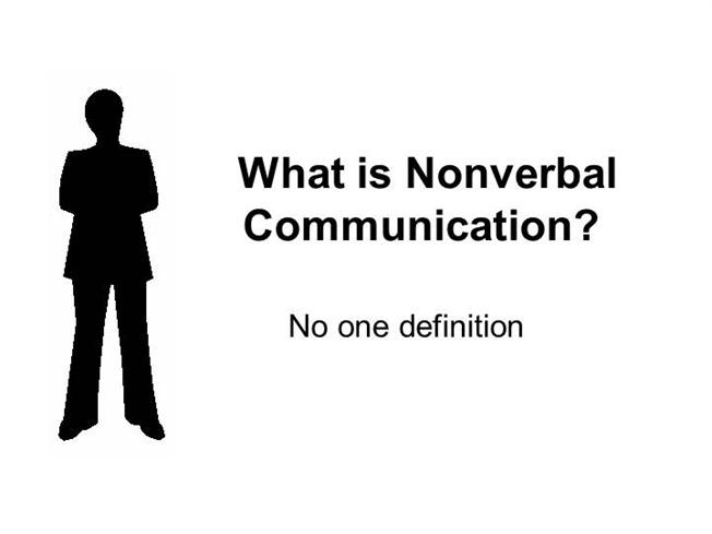categories of nonverbal communication Touch is another important part of nonverbal communication think about what the following conveys: a firm handshake, a timid tap on the shoulder, a warm bear hug, a reassuring pat on the back, a patronizing pat on the head, or a.