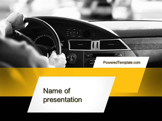 Free Car Racing Powerpoint Templates