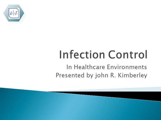 infection control in the workplace Infection control in the workplace (blood borne diseases) in the 21st century, infectious diseases pose a bigger threat than ever before this dvd looks at w.