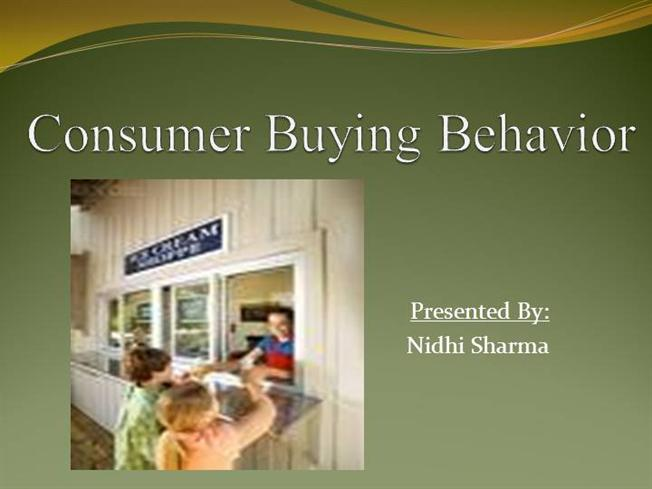 consumer behaviour literature review Factors which affect consumer purchase behaviour towards smart phones brand name and social based on literature review a questionnaire was prepared.