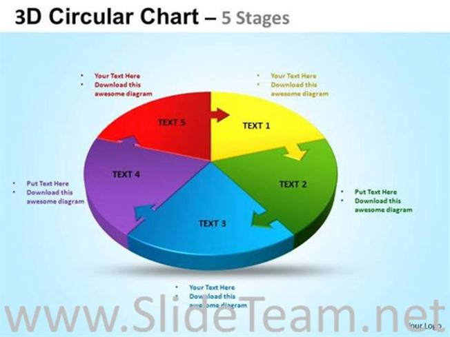 Colorful 3d pie chart powerpoint template slideshare mandegarfo colorful 3d pie chart powerpoint template slideshare ccuart Gallery
