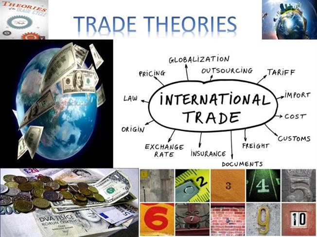 the concept of international trade International trade study play trade the voluntary exchange of goods or services between one nation and another what two things are trade composed of imports and exports  businesses within countries are using the concept of specialization using specialization allows business to become moreproductive and profitable.