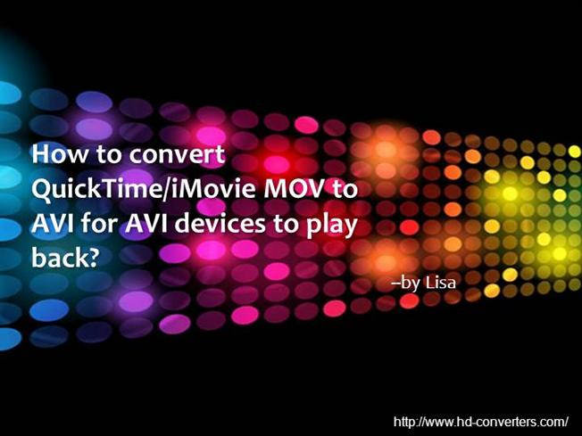 how to play mov files on windows media player