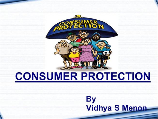 essay importance consumer protection 3 important food issues 31 food safety, quality and consumer protection the terms food safety and food quality can sometimes be confusing food safety refers to all those hazards, whether chronic or acute, that may make food injurious to the health of the consumer.