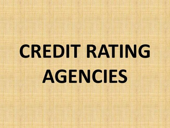Credit Rating Agencies Rogh |authorSTREAM