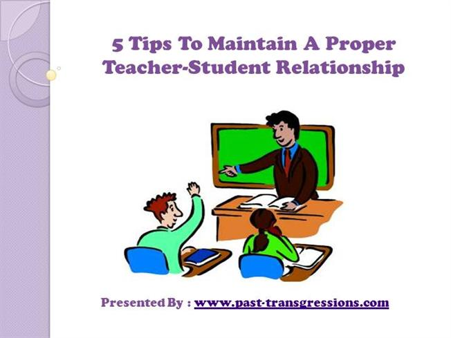 teacher student love relationship stories and advice