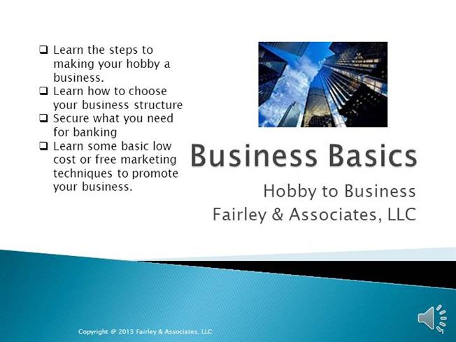 distinguishing a business from a hobby Self employed or just a hobby posted september 8, 2014 - filed under blog unfortunately it is very easy to be self employed without realising it you might not consider yourself to be running a business empire, but as long as you are undertaking work or trading with the intention of earning money there is a good chance that hmrc will.