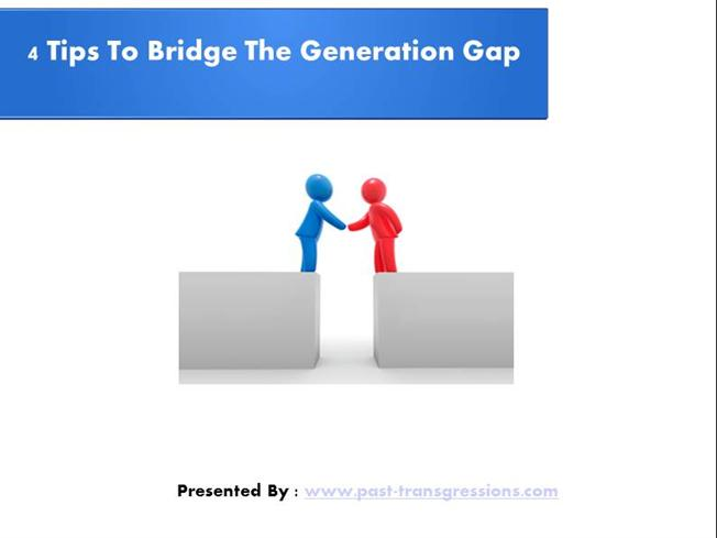 Essay On Generation Gap