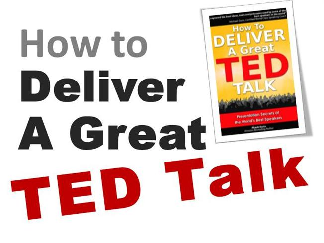 how to deliver a ted talk authorstream. Black Bedroom Furniture Sets. Home Design Ideas