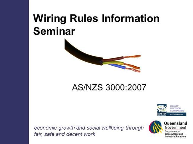 wiring rules as 3000 pdf