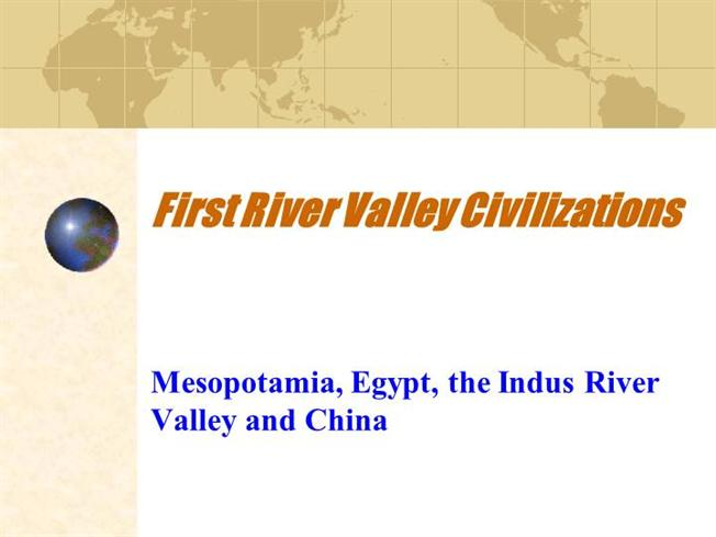 compare and contrast mesopotamia and indus river valley Get an answer for 'please help me compare and contrast the preclassical societies see question belowcompare and contrast the common characteristics of the preclassical societies in mesopotamia, egypt, the indus valley and china' and find homework help for other history questions at enotes.