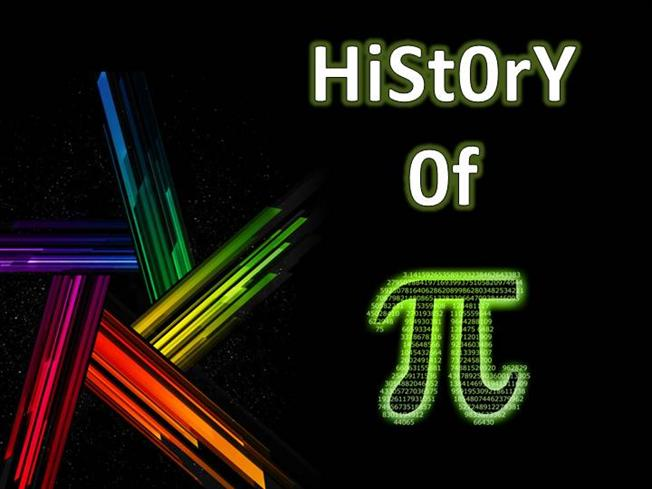 history of pie History four-thousand years ago, people discovered that the ratio of the circumference of a circle to its diameter was about 3 in nature people saw circles, big and.