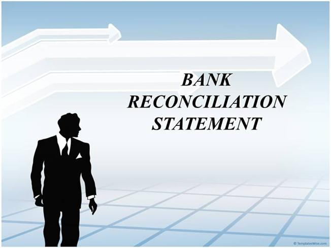 problem on bank reconciliation Bank reconciliations problems  entries that appear in the g/l but not the reconciliation the first problem is at the end  and a credit to the bank .