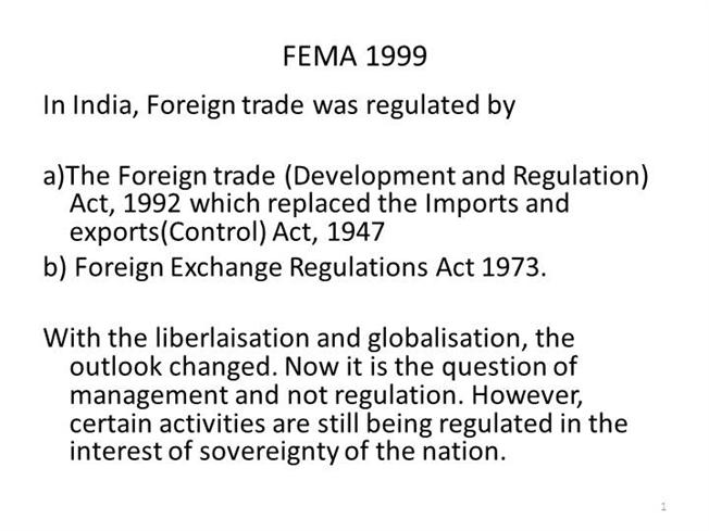foreign exchange regulation act and foreign Transfer of foreign currency from tanzania the governing law and  in january 1992 the foreign exchange act,  regulation 20(3) of the foreign exchange.