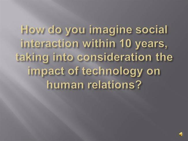 impact of human relation on an Most of the executives, especially the secretaries we are focusing our attention on, can recite a set of rules when asked how to handle a specific situation, but are at a loss when human relations function are relegated to the background, the effect on an organization will be counter productive.