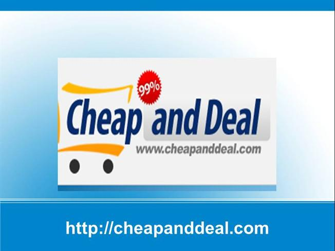 Best deal and online shopping in usa authorstream for Best online shopping sites in usa
