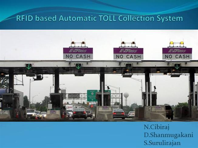 Automated Toll Gates In Cameroon Soon