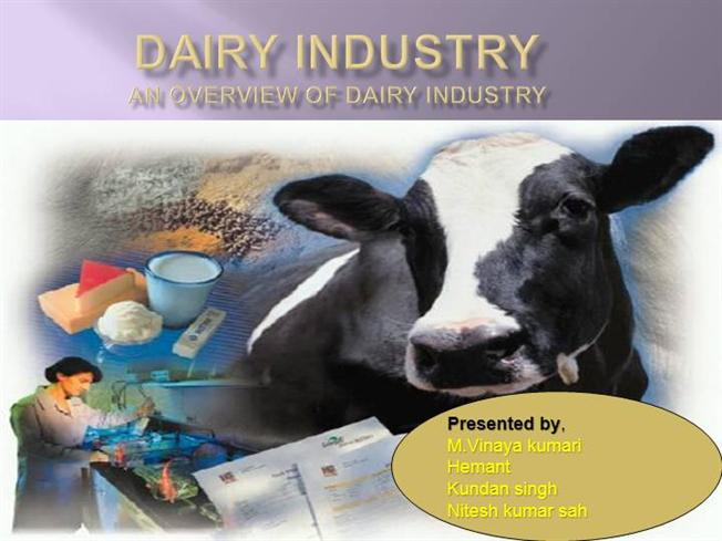 indian dairy industry pestel analysis A literature review of indian dairy industry  study was intended to find the commercial viability of different size of dairy units an analysis of.
