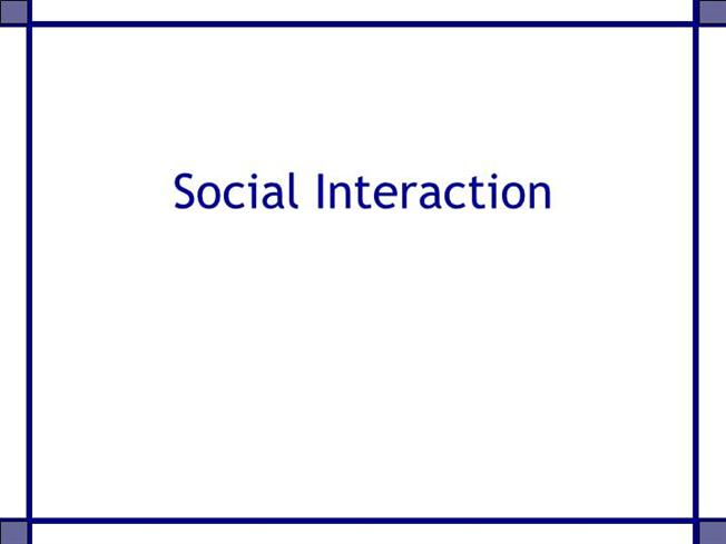 "a description of social interaction or social relation This paper argues that a key sociological concept, reciprocity, can be used to understand the changing nature of these online social relationships describing online behaviour as ""searching"" or ""foraging"" simplifies the complex meanings of behaviour within social relationships (even when people are searching), not only."