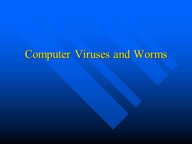 informative essay on computer viruses A lengthy and informative description of the evolution and computer viruses - a computer virus is a relatively small program that attaches itself essay topics.