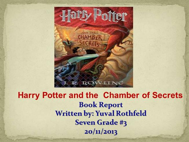 Harry potter and the chamber of secrets authorstream - Harry potter chambre secrets streaming ...