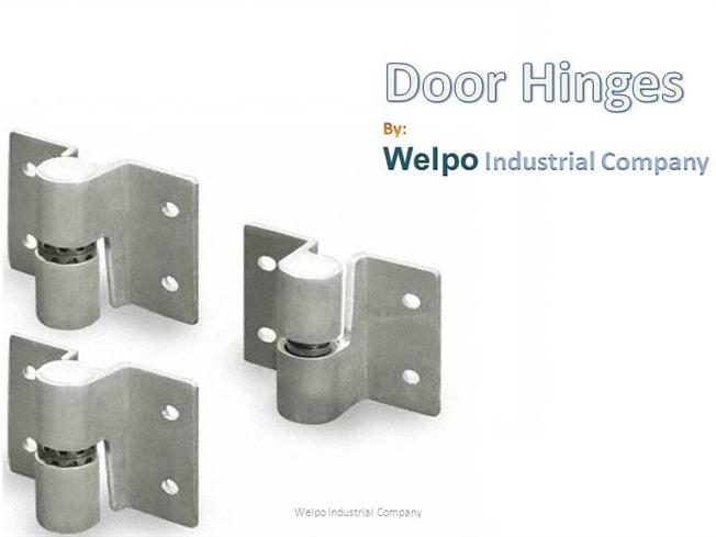 Door Hinges Product : Door hinges product description authorstream