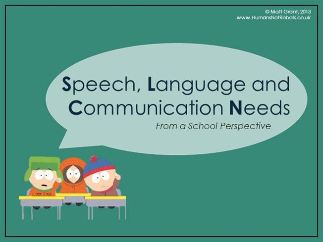 language and communication needs essay Nonverbal communication describes the processes of conveying a type of information in the form of non-linguistic representations examples of nonverbal communication include haptic communication, chronemic communication, gestures, body language, facial expressions, eye contact, and how one dresses.