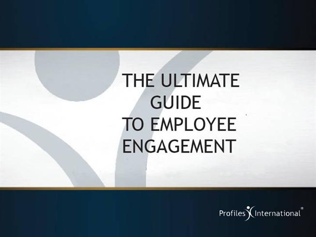 the ultimate guide to employee engagement authorstream. Black Bedroom Furniture Sets. Home Design Ideas